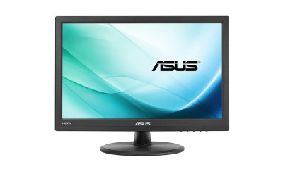 "ASUS VT168H 15.6"" 1366x768 HDMI VGA 10-point Touch Eye Care Monitor"