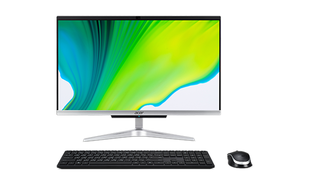 Acer Aspire C24 All-in-One PC DQ.BERMC.005 (021)