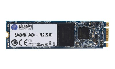 Kingston 240G SSDNOW A400 M.2 2280 SSD SA400M8/240G