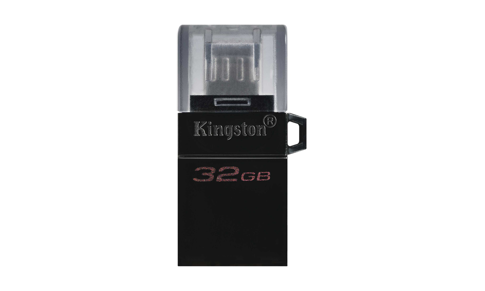 Kingston 32GB USB 3.2 G2 microUSB DT microDuo OTG DTDUO3G2/32GB