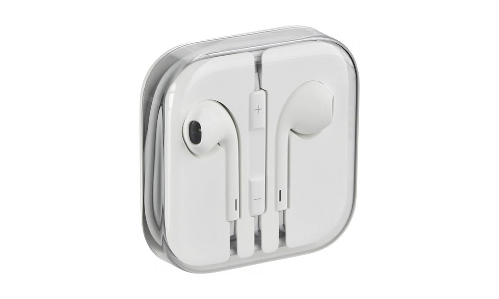 Apple MD827 EarPods with 3.5 mm Headphone Plug