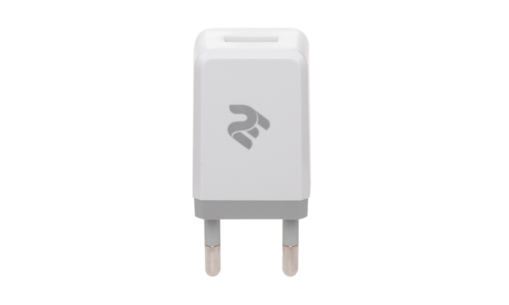 Wall Charge 2E USB Wall Charger USB:DC5V/1A, white 2E-WC1USB1A-W