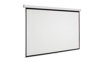 ALLSCREEN MANUAL PROJECTION SCREEN 200CM X 200CM HD FABRIC CWP-8080 FORMAT: 1:1