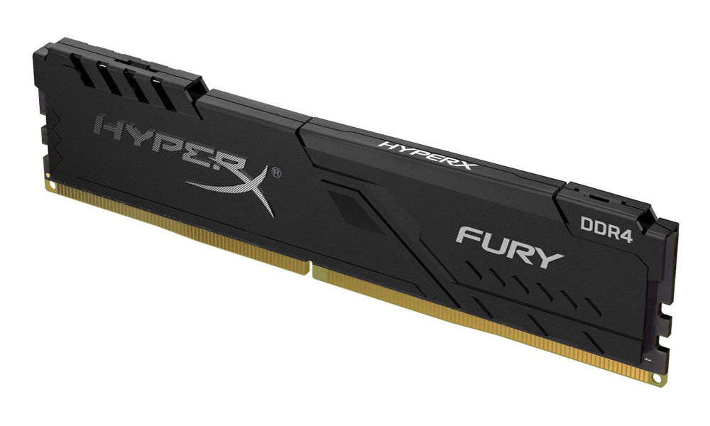 Kingston HYPERX Fury Black DDR4 3466MHz 16GB XMP HX434C16FB3/16