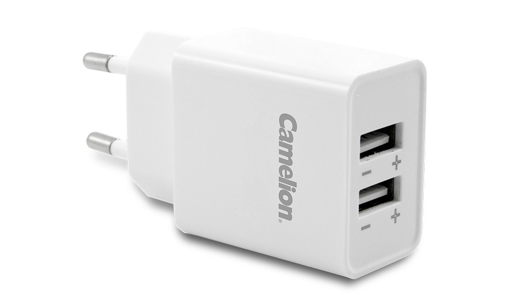 Camelion AD582 USB Wall Charger