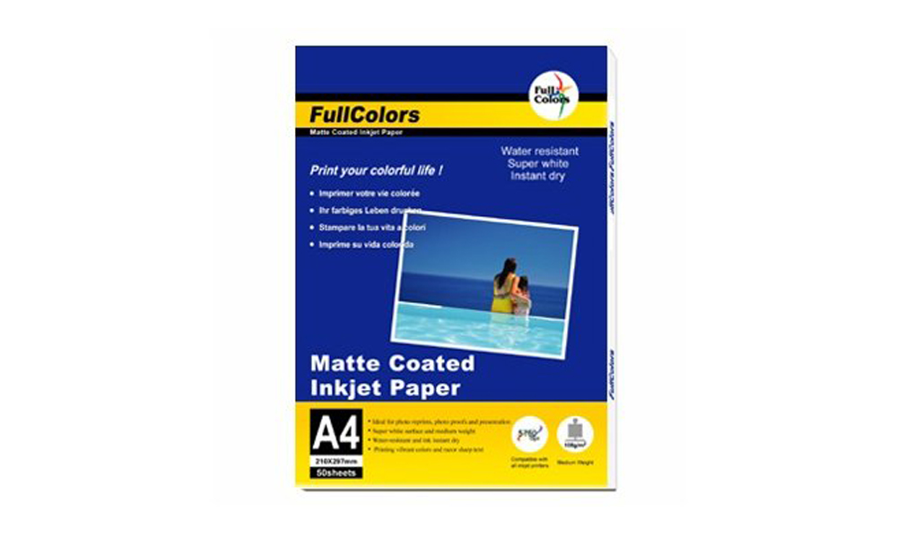 Photo Paper MMP170G A4 (50sheets)