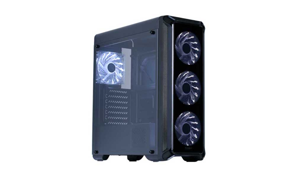 ZALMAN I3 Edge ATX Mid-Tower Computer Case