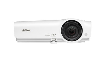 Vivitek DS262 Versatile Portable Projector with High Brightness