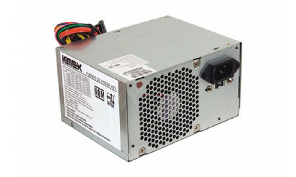 KMEX ATX Power Supply 600W 80 PLUS