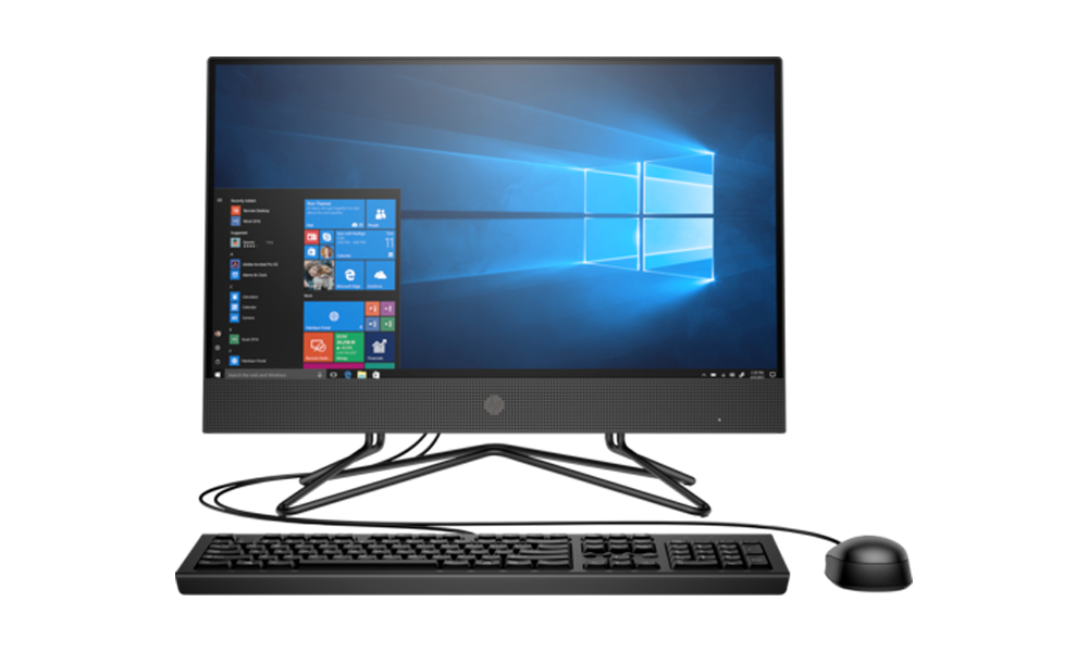 HP 200 G4 22 All-in-One PC 9UG59EA