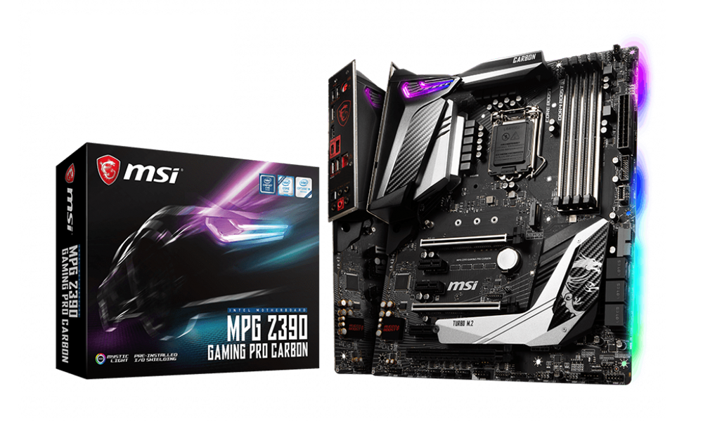 MSI MPG Z390 GAMING PRO CARBON (246)