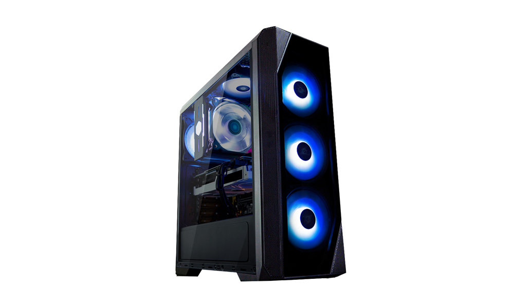 ZALMAN N5 TF ATX Mid-Tower Computer Case