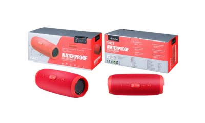 OnePlus F3023 Waterproof Bluetooth speaker red 2400193