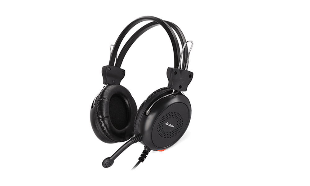 A4TECH HS-30i ComfortFit Stereo Headset With 4PIN Stereo Plug and Extention Cable