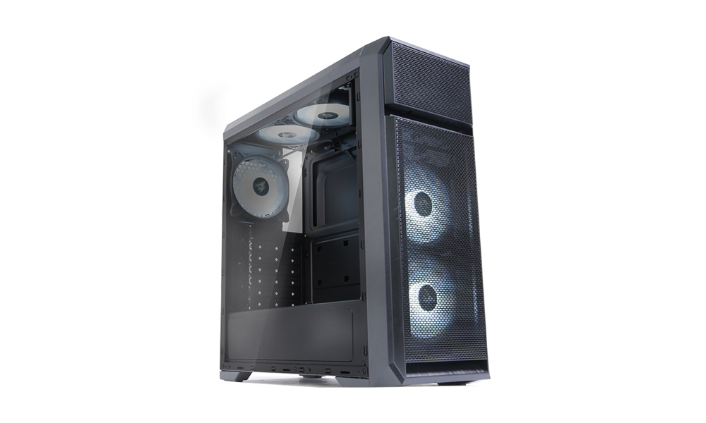 ZALMAN N5 OF ATX Mid-Tower Computer Case