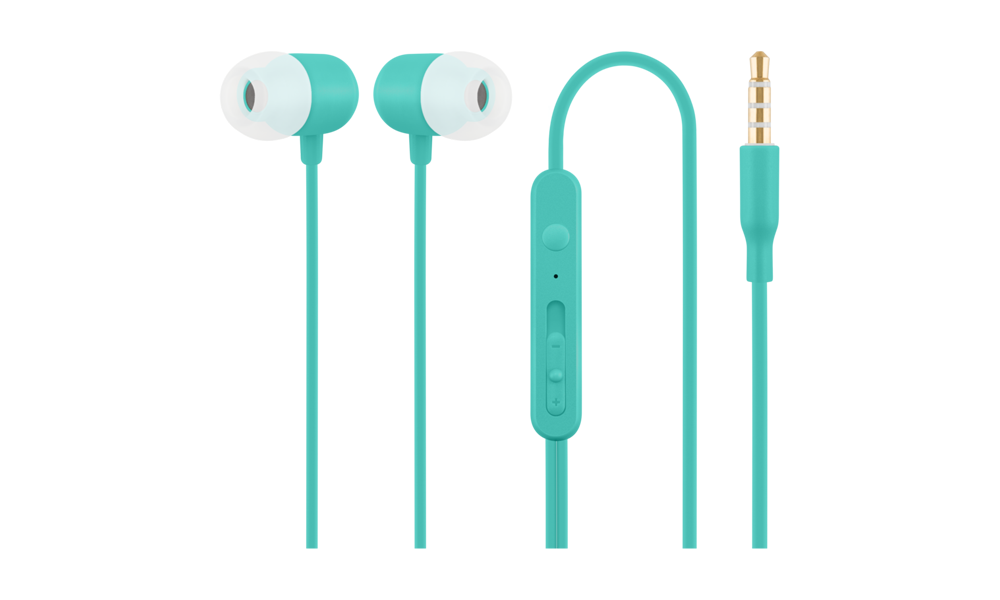 Acme HE21B Earphones With Mic