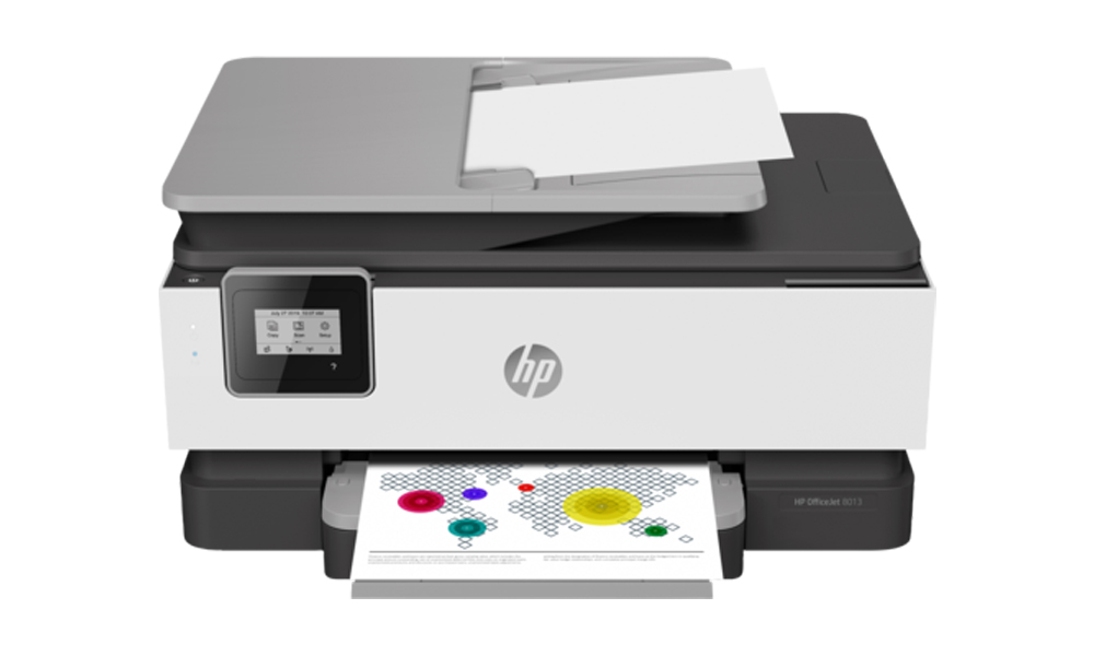 HP OfficeJet  8013 All-in-One 1KR70B