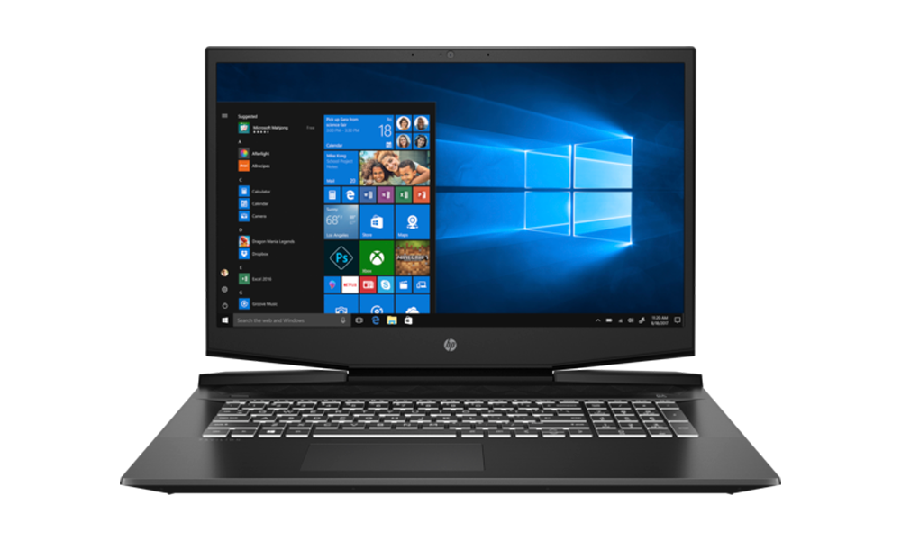 HP Pavilion Gaming - 17-cd0037ur 7PY81EA