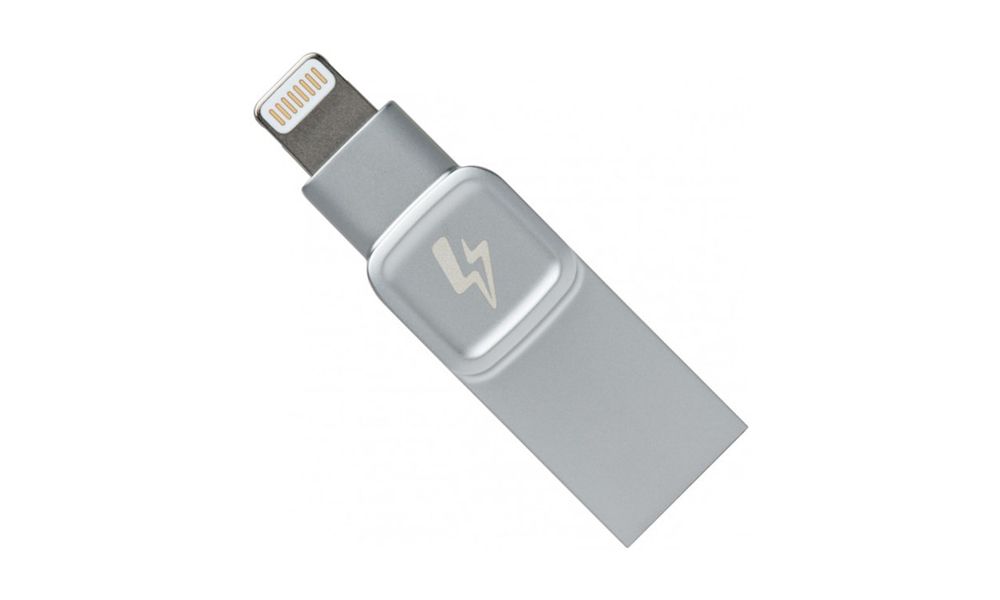 Kingston 64GB DataTraveler Bolt Duo USB 3.1 Gen.1 / Lightning Apple C-USB3L-SR64G-EN