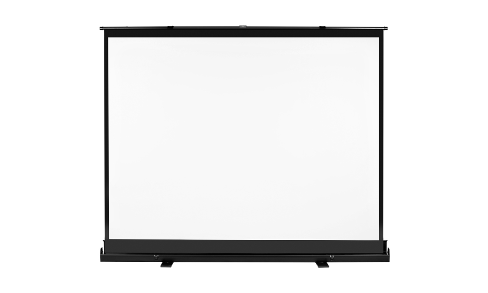 FLOOR-STANDING SCREEN 2E, 4:3, 100″, (2×1.5 M) 043100MF