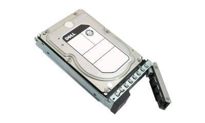 DELL 400-AUST 2TB 7.2K RPM SATA 6Gbps 512n 3.5in Cabled Hard Drive,14G,CusKit