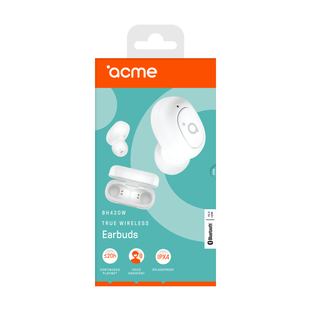 Acme BH420W True Wireless In-Ear Headphones