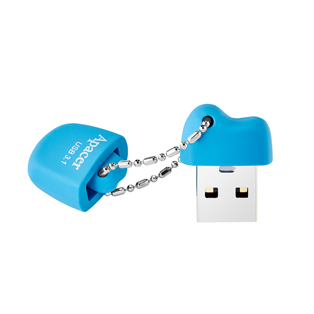 Apacer USB 3.1 Gen1 Flash Drive AH159 32GB Blue AP32GAH159U-1