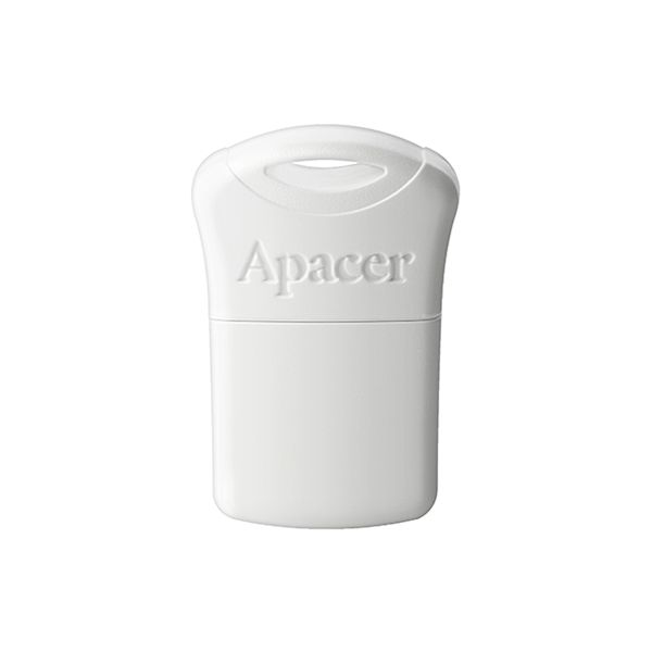 Apacer USB2.0 Flash Drive AH116 16GB White AP16GAH116W-1